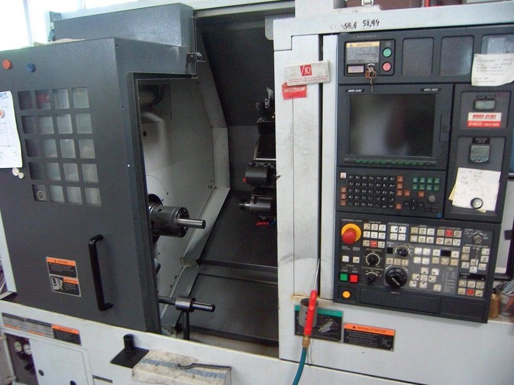 Mori seiki NL 2000 SMC