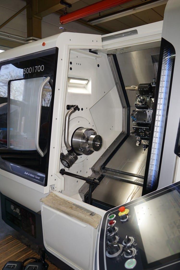 DMG Mori NLX 2500