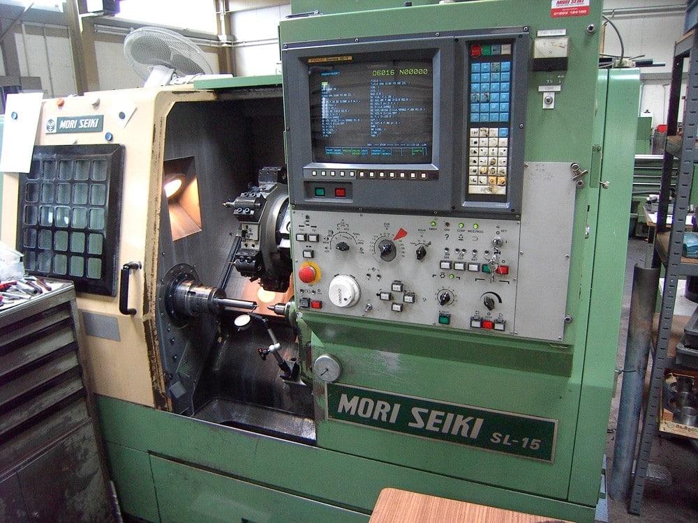 Mori Seiki SL 15