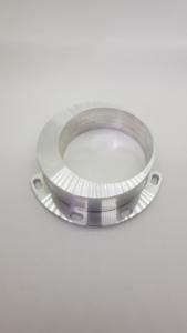 Aluminium Drehen 4